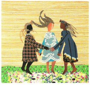 Melinda Moore Lampkin, Blithe Spirit,1991..jpg
